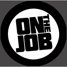 Button - On The Job(25mm)
