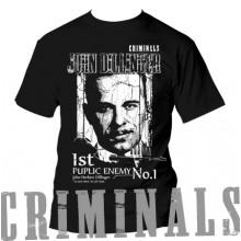 Criminals - Dillinger - T-Shirt
