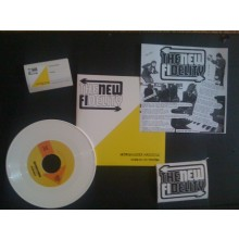 New Fidelity, The - 7'EP (+Downloadcard)