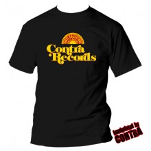 Contra Records - Vinyl Collectors - T-Shirt