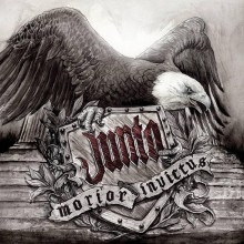 "Junto - Morior Invictus-12""LP lim. 250 oxblood"