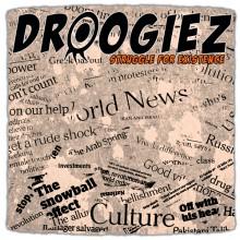 "Droogiez - Struggle for Existence 10""LP lim.100 orange"