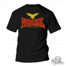 Noi!se - Schriftzug black - T-Shirt