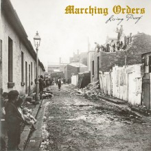Marching Orders - Living Proof - lim. CD Digipack
