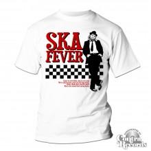 Ska Fever - T-Shirt white