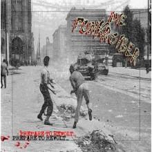 Punkroiber, Die - Prepare to Revolt LP (2nd Press, lim. 200)