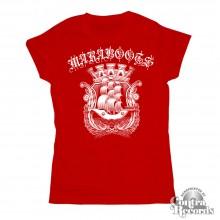 Maraboots - Girl Shirt red