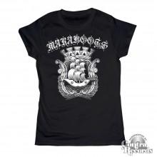 Maraboots - Girl Shirt - black