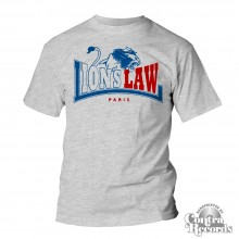 Lion's Law - LION - T-Shirt - grey