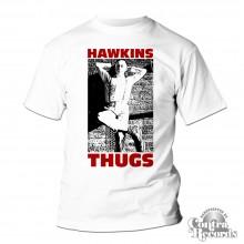 Hawkins Thugs - T-Shirt white (last sizes!)