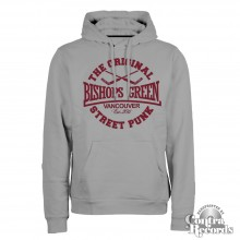 Bishops Green - Hoody grey