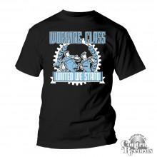 Working Class - T-Shirt black-S (last size!!)