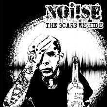 """Noi!se - """"The Scars We Hide"""" 12""""LP lim. black repress +download"""