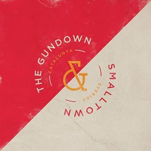 "V/A Smalltown/ The Gundown -""same""split 7""EP, lim.250 Half"