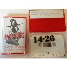 Radiations - Plastic Hitlers - the complete recordings - Tape