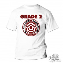 Grade 2 - Oi! the new Generation - T-Shirt white