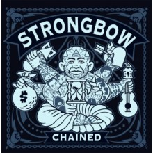 """Strongbow - """"Chained"""" -Gatefold- LP+CD, lim.100 copies splatter"""