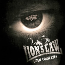 "LION'S LAW - ""Open Your Eyes"" - MCDigipack"