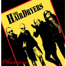"""Hairdryers  ,The- """"Obessions"""" - 10""""LP"""