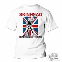 Skinhead - T.N.T. - T-Shirt - white
