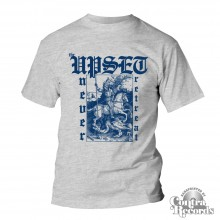 Upset, the - T-Shirt grey
