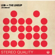 "LEO AND THE LINE UP - LIFE GOES BY 7""EP,lim.100 black"