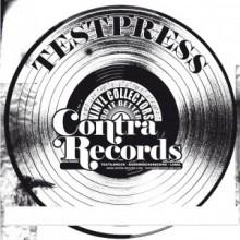 """V/A Hounds & Harlots/ Gimp Fist - Split 7""""EP lim.2 Testpress"""