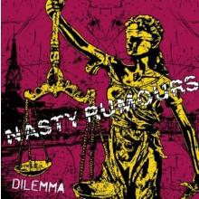 """Nasty Rumours - Dilemma 7""""EP, lim.200 black"""