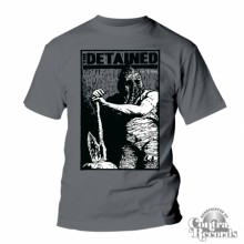 "DETAINED,THE - ""IRON & BLOOD"" - T-Shirt (last sizes)"