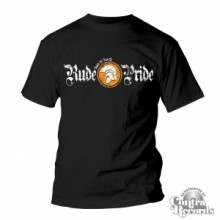Rude Pride - Classic - T-Shirt - Black