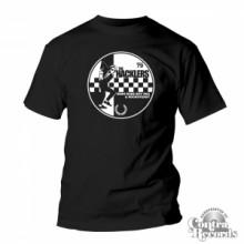 Hacklers, the - Irish Rudeboy - T-Shirt black