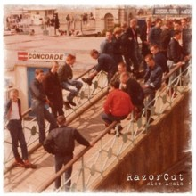 "Razorcut ""Rise again"" CD"