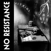 """No Resistance """"V.I.T.R.I.O.L"""" CD (lim. 250, DigiPac)"""
