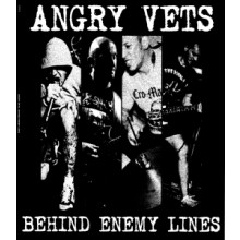 "Angry Vets - Behind Enemy Lines 12""LP lim. 100Black"