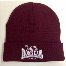 Lion's Law - Beanie - new (Oxblood)