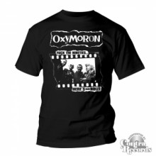 Oxymoron - Fuck the Nineties -T-Shirt black