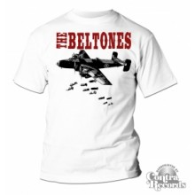 Beltones,The - Bombs - T-shirt white