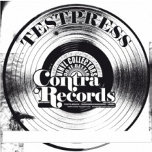 "HARD PRESSED - S/T 7""EP lim.5 Testpress"