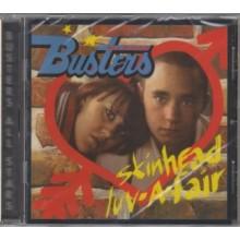 Busters All Stars - Skinhead Luv-A-Fair CD incl.Bonustracks