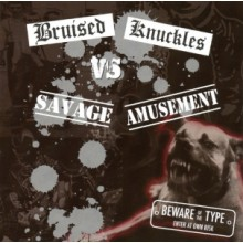 V/a Bruised Knuckles Vs Savage Amusement Sampler 23Tracks