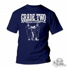 Grade 2 - Weekend Offender - T-Shirt - navy