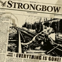 "Strongbow - Everything Is  Gone 7""EP lim. 500 Black handnumbered"