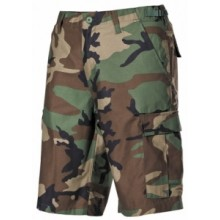 Army Shorts - Woodland (US-BDU)