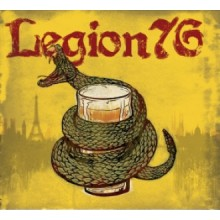 Legion 76 - Discography - 6 Panel Digipack-CD