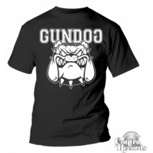 GUNDOG - Bulldog - T-Shirt Black