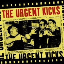 "The Urgent Kicks - s/t 7""EP lim.100 Red"