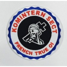 Patch - Komintern Sect - French true Oi