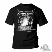 Oxymoron - Mohican tunes T-Shirt Black