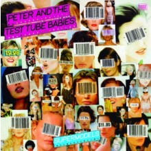 """Peter And The Test Tube Babies - Supermodels 12""""LP"""