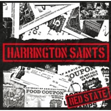 "Harrington Saints - Red State 7""EP lim.100 Black"